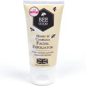 Bee Good Honey & Camelina Facial Exfoliator