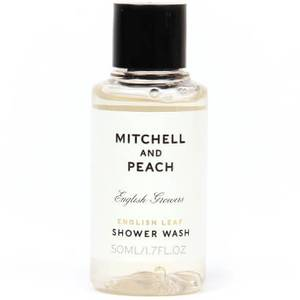 Mitchell and Peach English Leaf Shower Wash