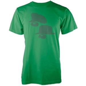 Highway Robbery Men's Green T-Shirt