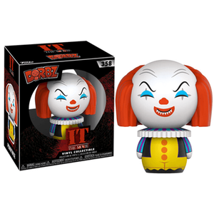 IT Pennywise The Dancing Clown Dorbz Vinyl Figur
