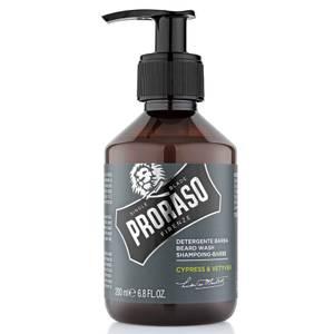 Proraso Cypress and Vetyver Beard Wash 200ml