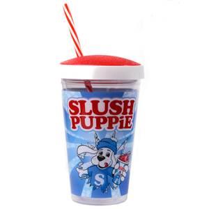 Slush Puppie Straw Cup