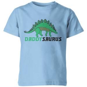 My Little Rascal Babysaurus Rex Kids' T-Shirt - Light Blue