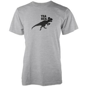 Tea Rex T-Shirt - Grau