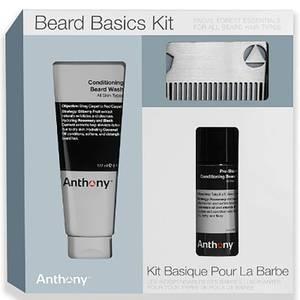 Anthony Beard Basics Kit(앤소니 비어드 베이직 키트)