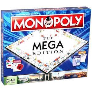Monopoly Board Game - Mega Edition