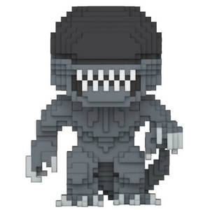 8-Bit Alien Pop! Vinyl Figur