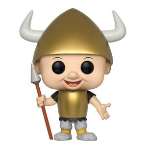 Looney Tunes Viking Elmer Fudd Pop! Vinyl Figure