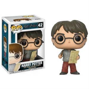 Figurine Pop! Harry avec Carte du Maraudeur Harry Potter