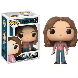 Figura Pop! Vinyl Hermione Granger con Giratiempo - Harry Potter