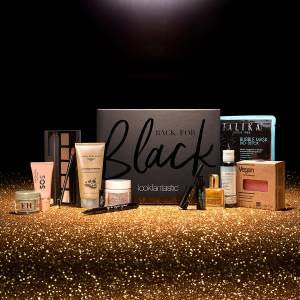"LOOKFANTASTIC ""Back fro Black"" Limited Edition Beauty Box"