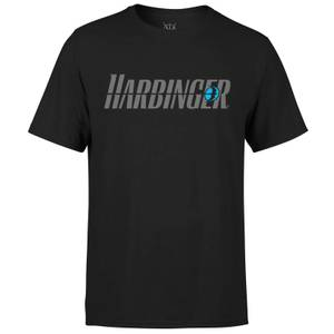 Valiant Comics Harbinger Logo T-Shirt - Black