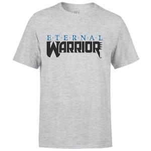 T - Shirt Homme Logo Valiant Comics Classic Eternal Warrior