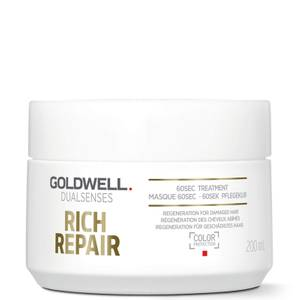 Goldwell Dualsenses Rich Repair Restoring 60Sec Treatment 200ml