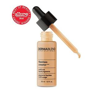 Dermablend Flawless Creator Liquid Foundation Drops 1 fl. oz (Various Shades)