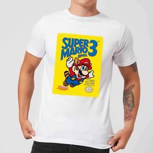 Nintendo Super Mario Bros 3 Men's T-Shirt - White
