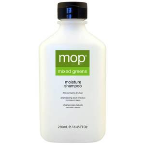 mop mixed greens moisture shampoo 250ml
