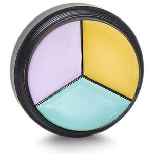 OFRA Corrector Tri-Pot - Yellow/Mint/Lilac 4g