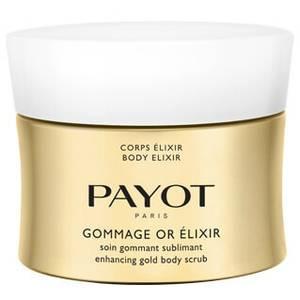 Payot Gommage or Elixir Enhancing Gold Body Scrub 200ml