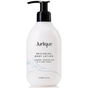 Jurlique Restoring Body Lotion Lemon, Geranium and Clary Sage 300ml