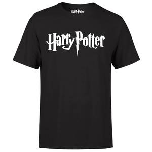 Harry Potter Logo Black T-Shirt