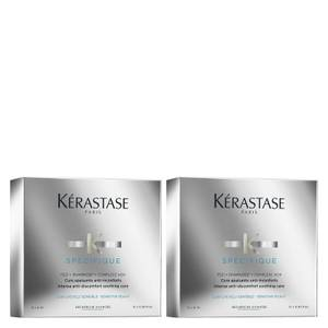 Kérastase Specifique Cure Apaisant Anti-Inconforts Treatment 12 x 6 ml Duo