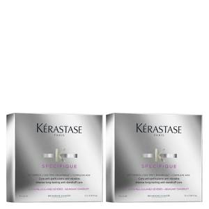 Kérastase Specifique Cure Anti-Pelliculaire Anti-Recidive Treatment 12 x 6ml Duo