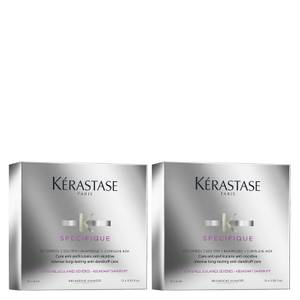 Kérastase Specifique Cure Anti-Pelliculaire Anti-Recidive Treatment 12 x 6 ml Duo