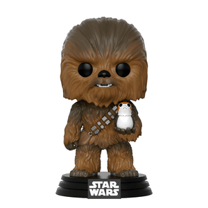 Star Wars The Last Jedi Chewbacca Funko Pop! Vinyl