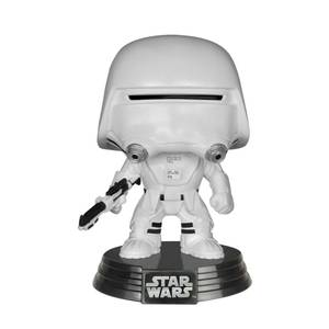 Star Wars The Last Jedi First Order Snowtrooper Pop! Vinyl Figure