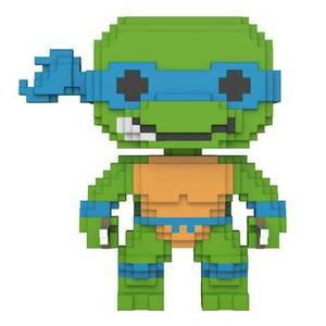 8 Bit Teenage Mutant Ninja Turtles Leonardo Funko Pop! Vinyl