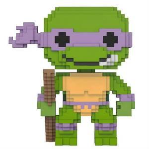 8 Bit Teenage Mutant Ninja Turtles Donatello Funko Pop! Vinyl