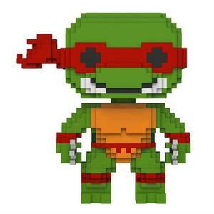 8 Bit Teenage Mutant Ninja Turtles Raphael Funko Pop! Vinyl