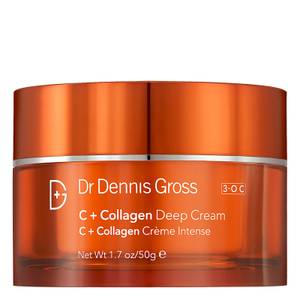 Dr Dennis Gross Skincare C+Collagen Deep Cream 50ml