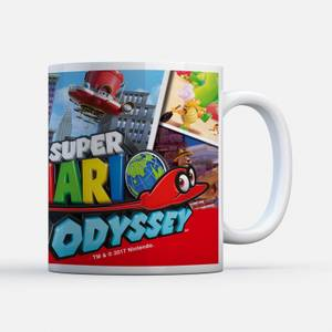 Tasse Odyssey Cappy - Nintendo Super Mario