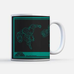 Tasse Nintendo Power Suit - Super Metroid