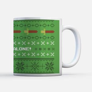Nintendo The Legend Of Zelda Its Dangerous to Go Alone Mug