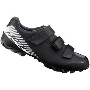 Shimano ME2 MTB Shoes - Black/White