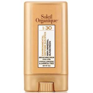 Soleil Organique Environmental Defense Sunscreen Stick SPF 30
