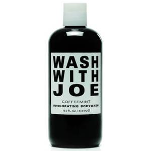 Wash With Joe Coffee Mint Invigorating Body Wash