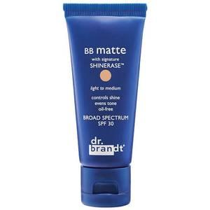 Dr. Brandt Skincare BB Matte with Signature Shinerase - Light to Medium
