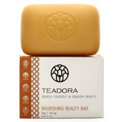 Teadora Beauty Nourishing Beauty Bar - Rainforest at Dawn
