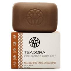 Teadora Beauty Nourishing Exfoliating Bar - Rainforest at Dawn