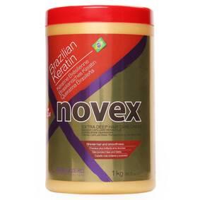 Novex Brazilian Keratin Hair Care Treatment Cream