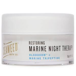 The Seaweed Bath Co. Detox + Age-Defying Marine Night Therapy