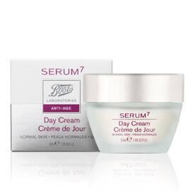 Boots Laboratories TM SERUM7 Crème de Jour Protectrice Peaux Normales