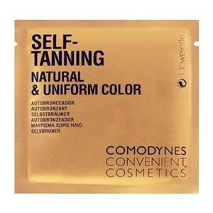 COMODYNES Lingettes Self-Tanning Natural & Uniform Color