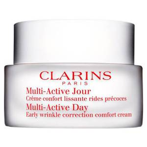Clarins Multi-Active Crème Lissante Jour Peaux Sèches