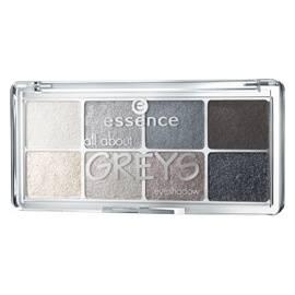 essence Palette Fard à paupières All about greys