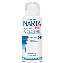 NARTA Déodorant Mini Cologne